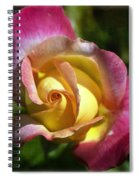 Love N Peace Spiral Notebook