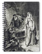 Love Potion, 1894 Spiral Notebook