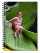 Love To Play Spiral Notebook