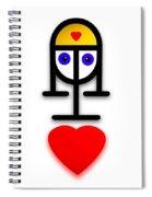 Love U Kid Spiral Notebook