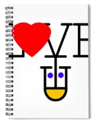 Love You Spiral Notebook