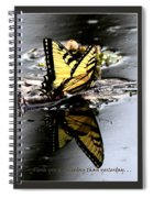 Love You More - Love Spiral Notebook