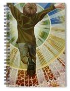 Lovechild Spiral Notebook