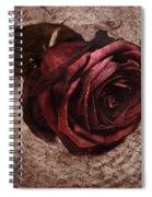 Loveletter Spiral Notebook