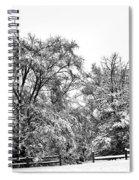 Lovely Day Spiral Notebook