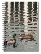 Lovely Pair  Spiral Notebook