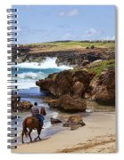 Lovely Ride Spiral Notebook
