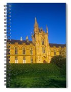 Low Angle View Of A Building, Magee Spiral Notebook