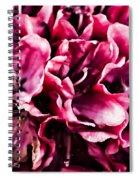 Low Key Pink Azalea Spiral Notebook