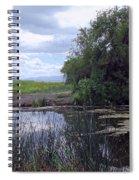 Lower Klamath Wildlife Refuge Spiral Notebook