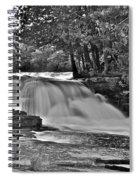 Lower Tahquamenon Falls 6140b Spiral Notebook