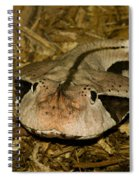 Lower Than Low Spiral Notebook