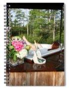 Bubble Bath 9222 Spiral Notebook