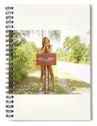 Mailbox 073 Spiral Notebook