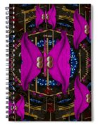 Lucky Day In Asian Style Spiral Notebook