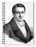 Ludwig Tieck (1773-1853) Spiral Notebook