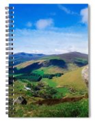 Luggala, Co Wicklow, Ireland Spiral Notebook