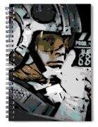 Luke Take 1 Spiral Notebook