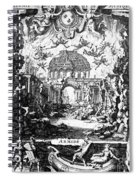 Lully: Armide, 1686 Spiral Notebook