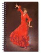 Lunares Spiral Notebook
