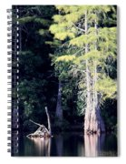 Lunker Lake Spiral Notebook