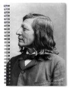 Luther Standing Bear Spiral Notebook