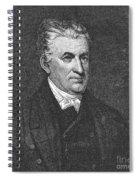 Lyman Beecher (1775-1863) Spiral Notebook