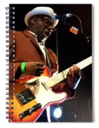 Lynval Golding-the Specials Spiral Notebook
