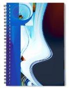 Lyrica Spiral Notebook