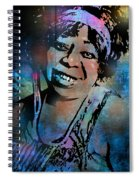 Ma Rainey Spiral Notebook
