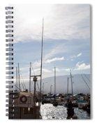 Ma'alaea Marina Spiral Notebook