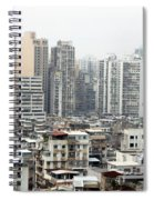 Macau View Spiral Notebook