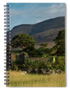 Maccarthy Mor Castle Ireland Spiral Notebook
