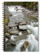 Macdonald Creek Spiral Notebook