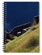 Machu Picchu Peru 5 Spiral Notebook