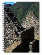 Machu Picchu Peru 8 Spiral Notebook