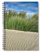 Mad River Dune Spiral Notebook