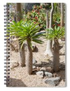 Madagascar Palms Spiral Notebook