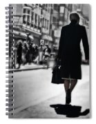 Madame De Bale Spiral Notebook