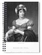 Madame De Sta�l (1766-1817) Spiral Notebook