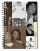 Madge's Daughters Spiral Notebook