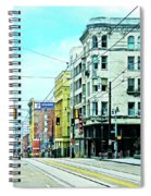 Madison Avenue Spiral Notebook