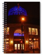 Madison Wi Overture Center Spiral Notebook