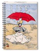 Magazine: Life, 1897 Spiral Notebook