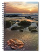 Magic Every Moment Spiral Notebook