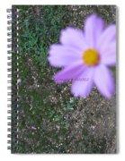 Magic Flower Spiral Notebook