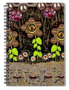 Magic Is Here To Stay Pop Art Spiral Notebook