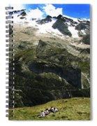 Magic Lake Spiral Notebook
