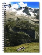 Magic Lake Spiral Notebook
