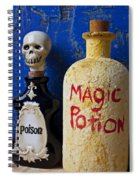 Magic Potion Spiral Notebook